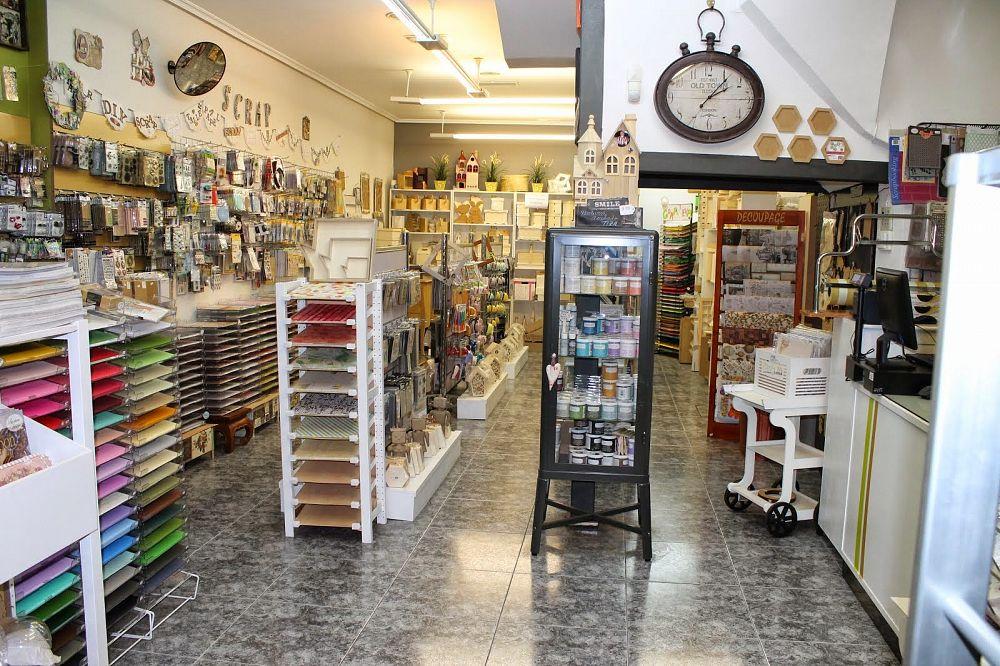tienda de scrap de Bilbao Ideas10 Manualidades y Scrapbook