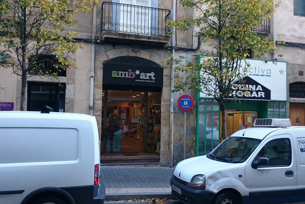tienda de scrap de Tarragona Amb Art