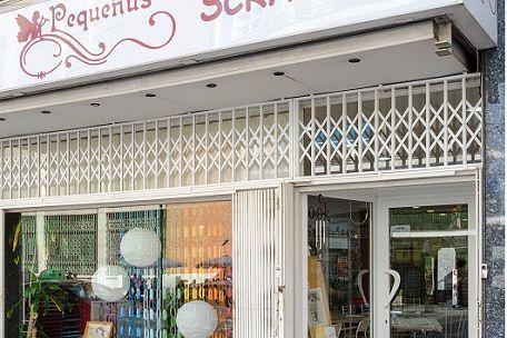 tienda de scrap de València Pequeñus