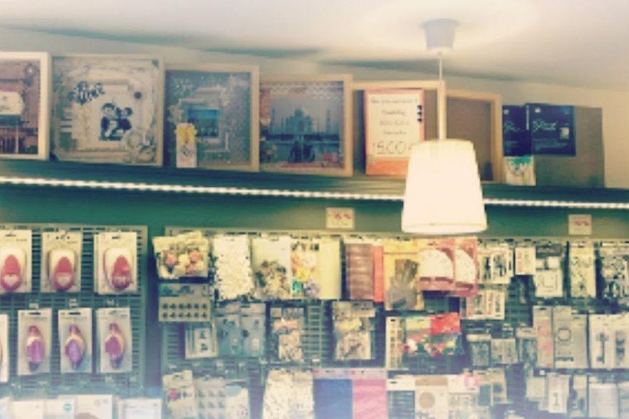 tienda de scrap de Vitoria SCRAP HOUSE Vitoria