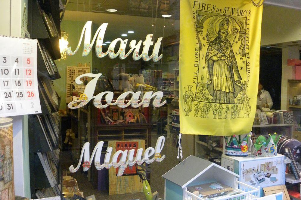 tienda de scrap de Girona TINTAXINA