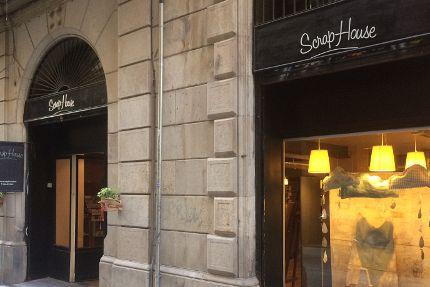 tienda de scrap de Barcelona Scraphouse