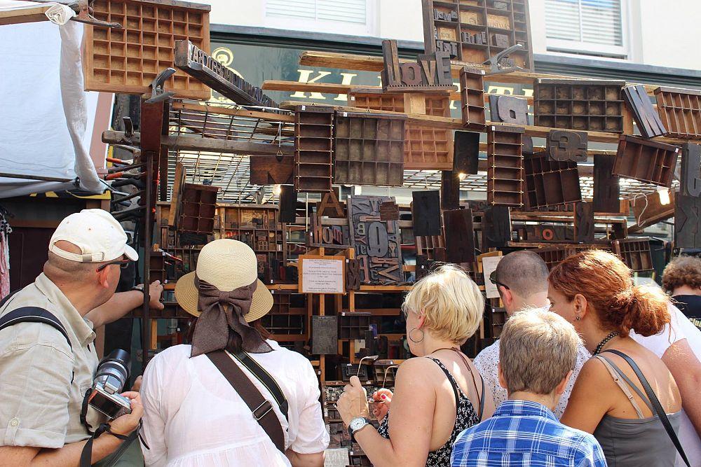 tienda de scrap de Donostia Tximeletak - TiendaScrap