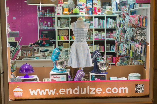tienda de scrap de A Coruña Endulze & Crista