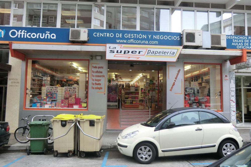 tienda de scrap de A Coruña Super Papelería