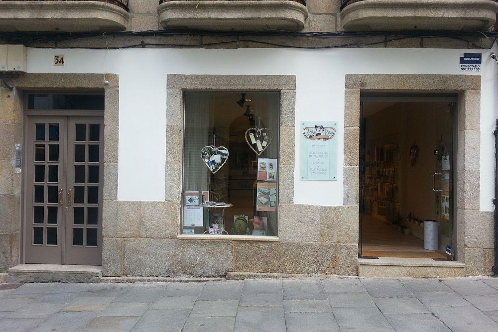 tienda de scrap de Ferrol Rita Rita