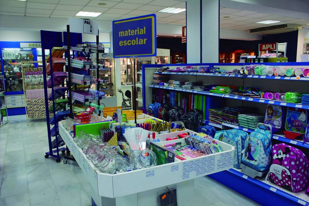 tienda de scrap de Málaga Disofic