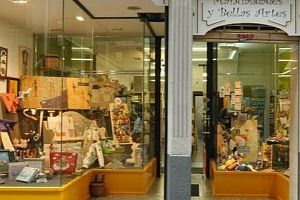 Tienda de scrap en Bilbao