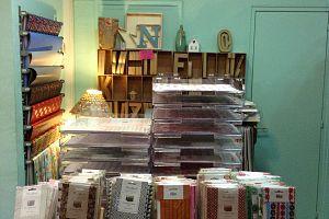 Comprar scrapbooking en Girona