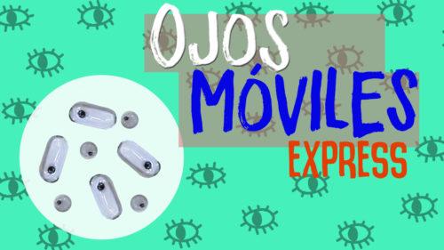 ¡¡ojos móviles reciclados Express!!