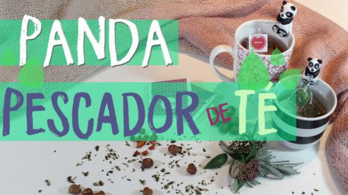 Manualidades de fimo para regalar: Oso pescador de té