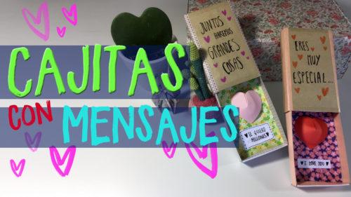 ¡cajas para San Valentín Fáciles!