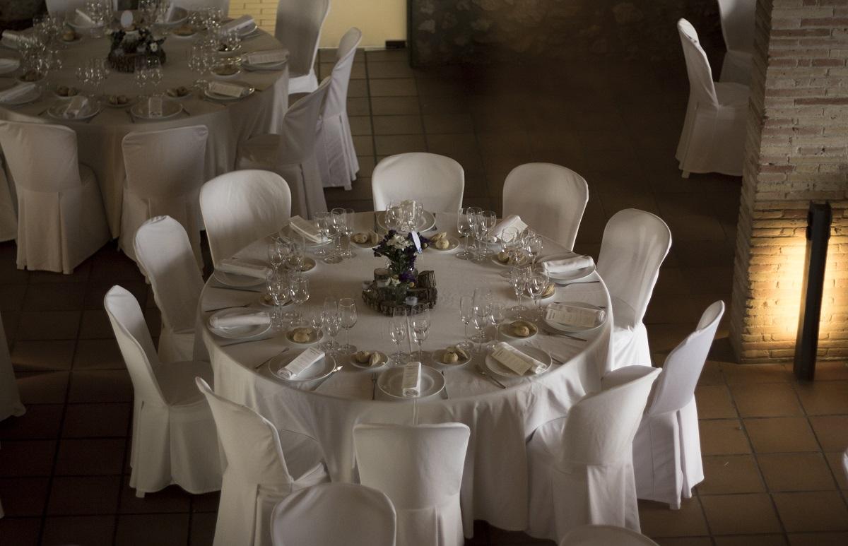 decoracion de mesas de bodas diy
