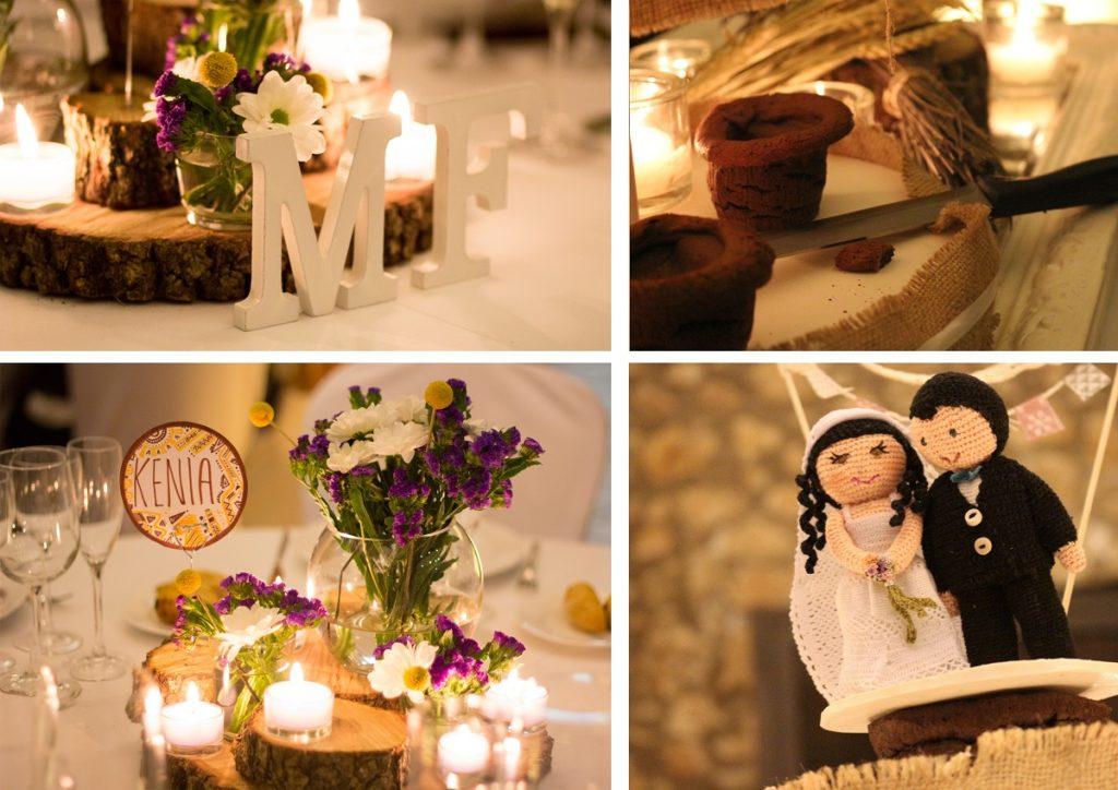 La gu a de bodas diy m s completa manualidades para bodas - Cosas para preparar una boda ...