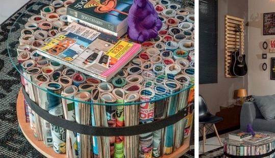 reciclar para decorar