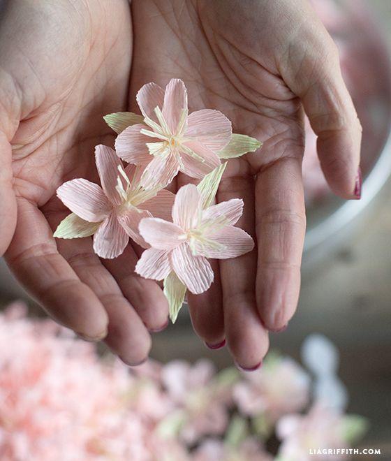 Crepe_Paper_Cherry_Blossom: