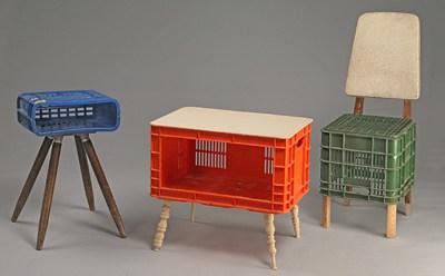 8 Fantasticas Ideas De Decoracion De Salas Recicladas Top - Decoracion-con-materiales-reciclados