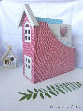 manualidades de carton para decorar una habitación infantil
