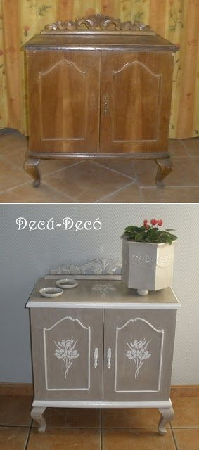 decorar vintage reciclando