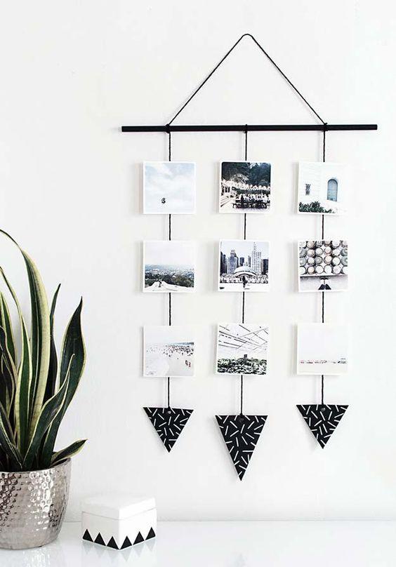 manualidades marcos de fotos carton faciles