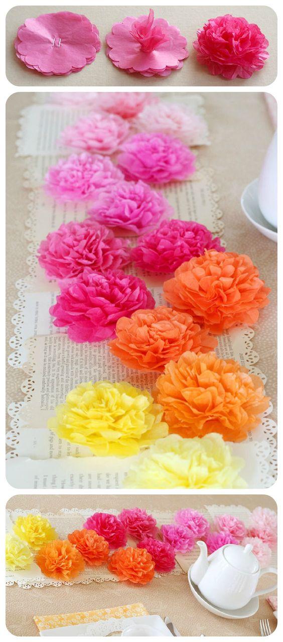 Bollywood: La decoración floral, un elemento que no puede faltar en tu fiesta de empresa #inspiration: