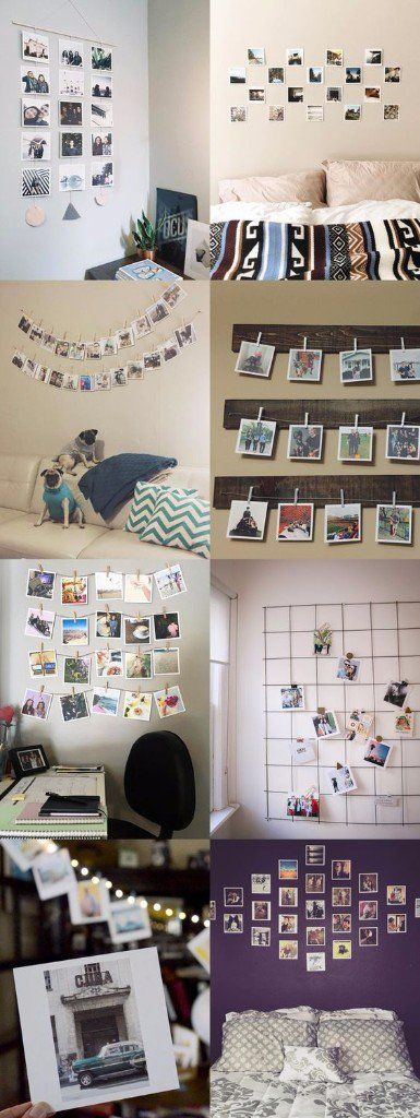 Ideas para decorar tu cuarto sin gastar reciclando