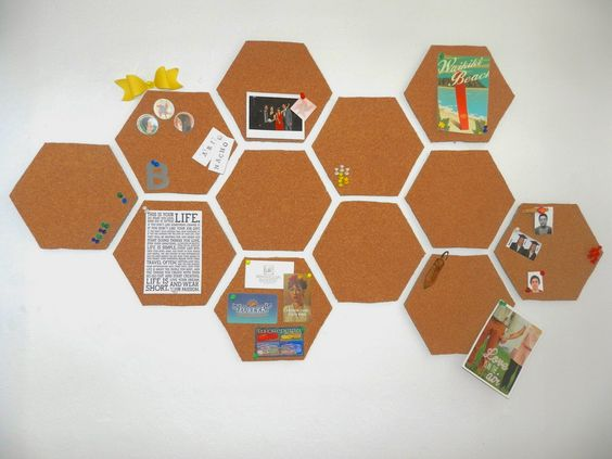 DIY: Corcho Honeycomb