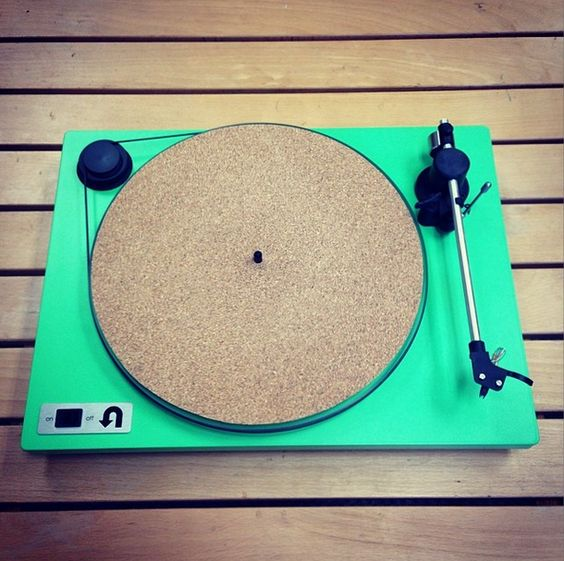 Cork slip mats provide damping benefits and static reduction, improving playback quality for turntable users.