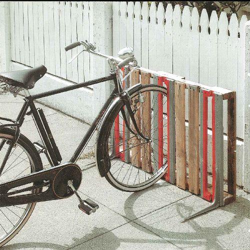 decoración de madera reciclada para decorar el jardin