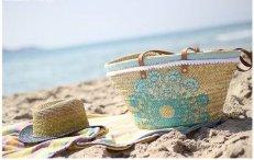 como hacer bolsos de verano