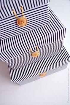 Ideas para reciclar cajas de zapatos de cartón