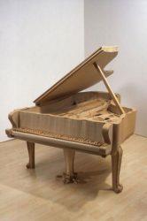 7 sencillas manualidades de instrumentos musicales de carton