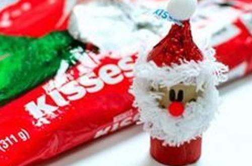 27 manualidades de navidad con corchos muy fáciles de hacer reciclando