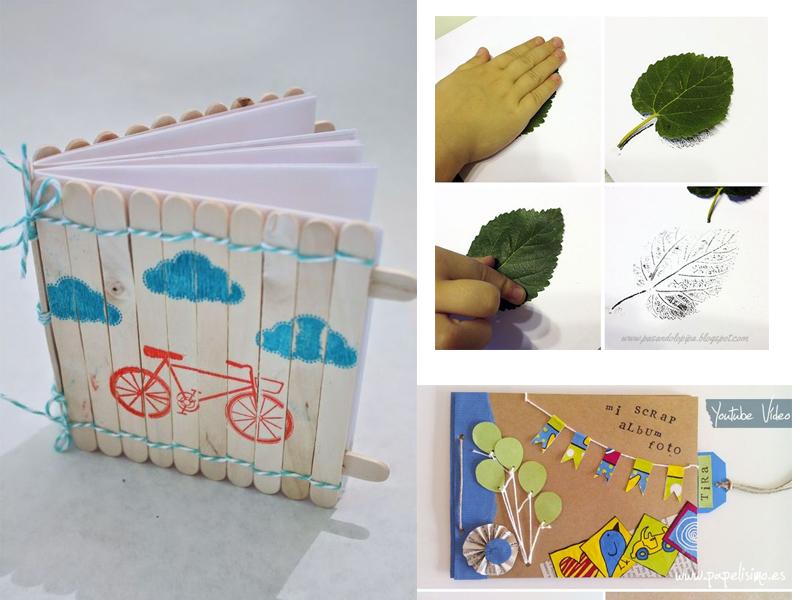 manualidades de verano para niños de 2 a 3 años libro aventuras