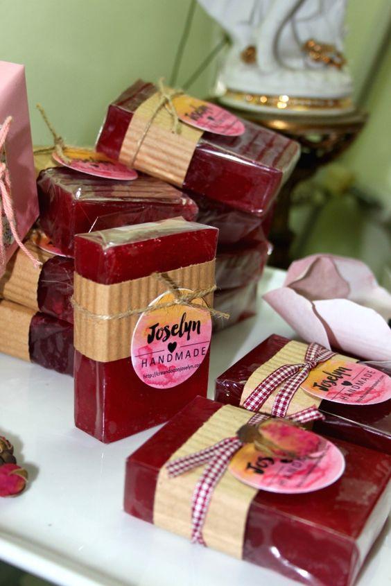 Expo jabones artesanales - Creando con Joselyn: