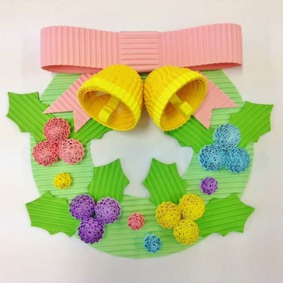 Wreath #kokoru #chrismas: