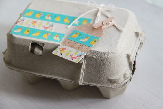 Como decorar cajas con washi tape paso a paso