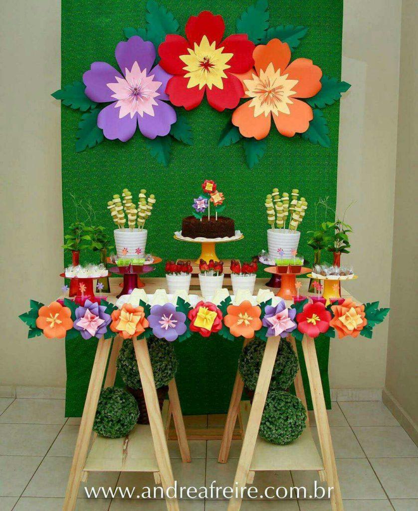 ▷ ✅26 sencillas y útiles ideas con Flores de papel Hawaianas 【TOP ...