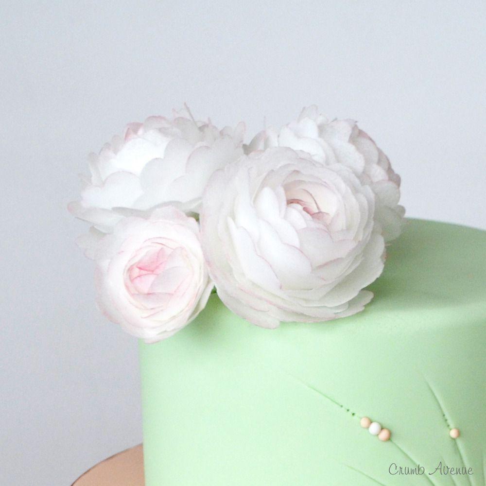 ▷ ✅28 tutoriales sencillos de flores de papel arroz 【TOP 2018 ...