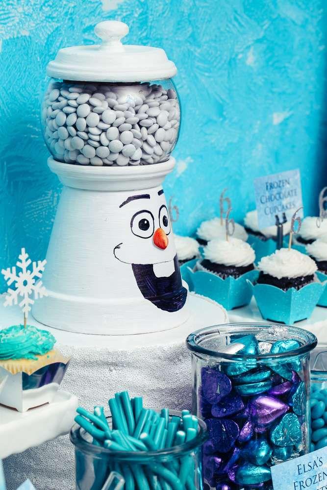 50 Originales Manualidades De Frozen Para Fiestas Top 2019