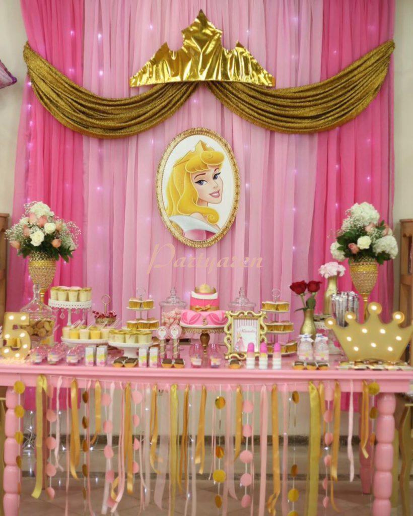 90 ideas de manualidades para fiestas de princesas top - Fiestas infantiles princesas disney ...