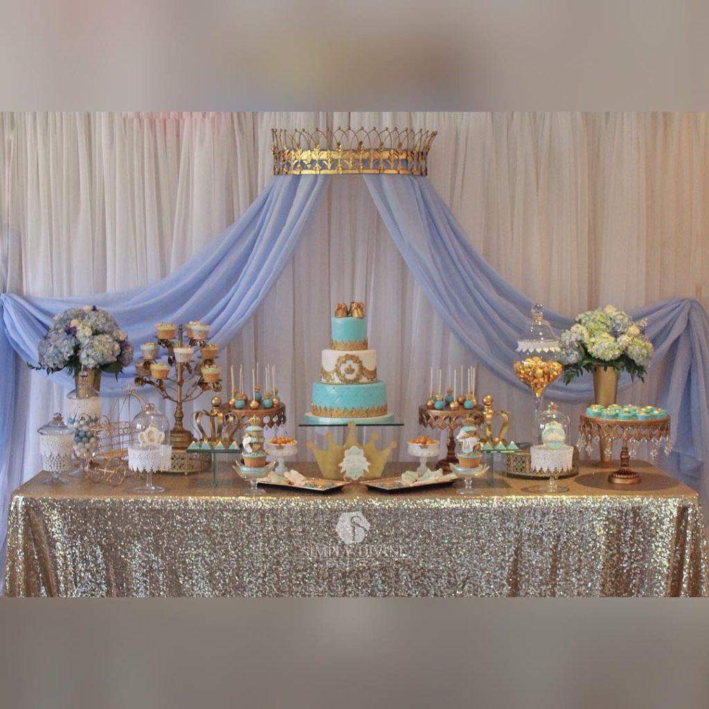 90 ideas de manualidades para fiestas de princesas top for Decoracion los angeles