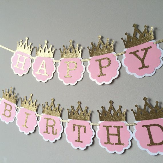 Coronas Para Decorar Cumpleanos.90 Ideas De Manualidades Para Fiestas De Princesas