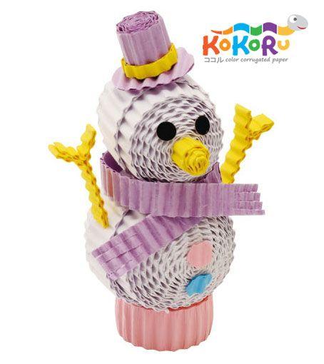 Snowman #kokoru #chrismas: