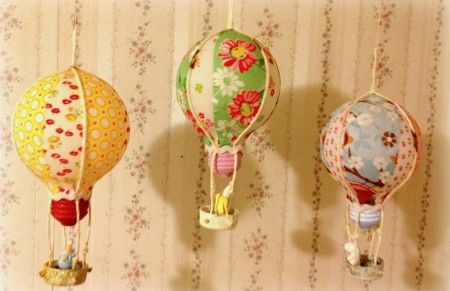 DIY: Decoración con bombillas recicladas: globos: