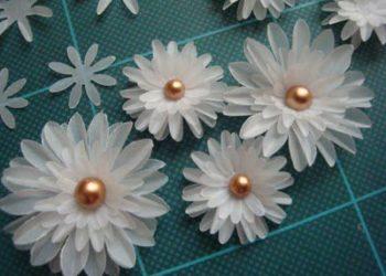 20 Tutoriales de Flores de papel vegetal paso a paso