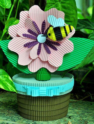 Paper craft by Katrina Alana: