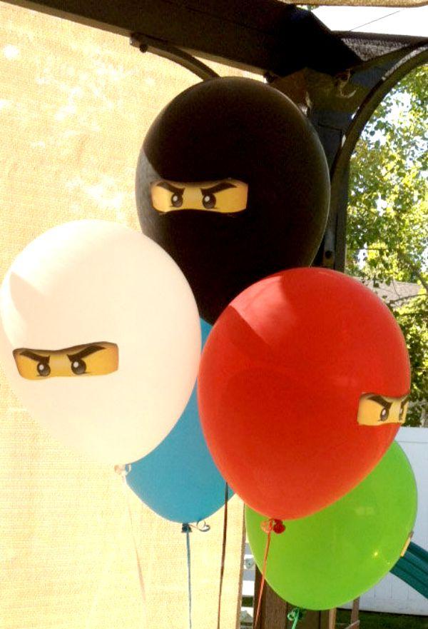 decoracion de fiestas recicladas para niños