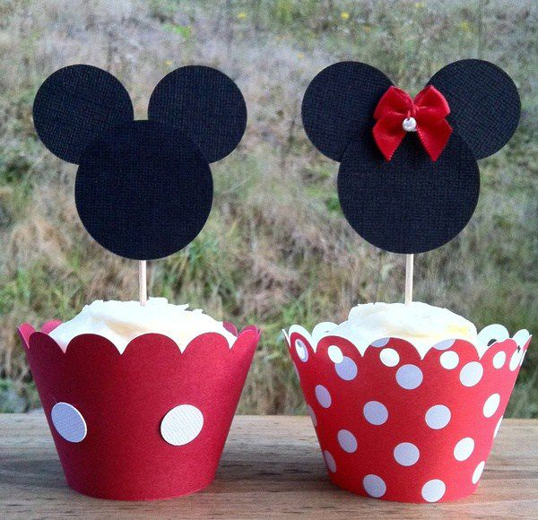 disney minnie manualidades