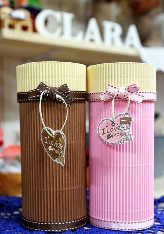 Tips para hacer manualidades con cartón corrugado: